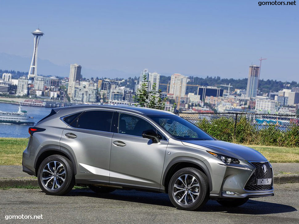 Amazing 2015 Lexus NX 200tpicture  10  Reviews News Specs Buy Car