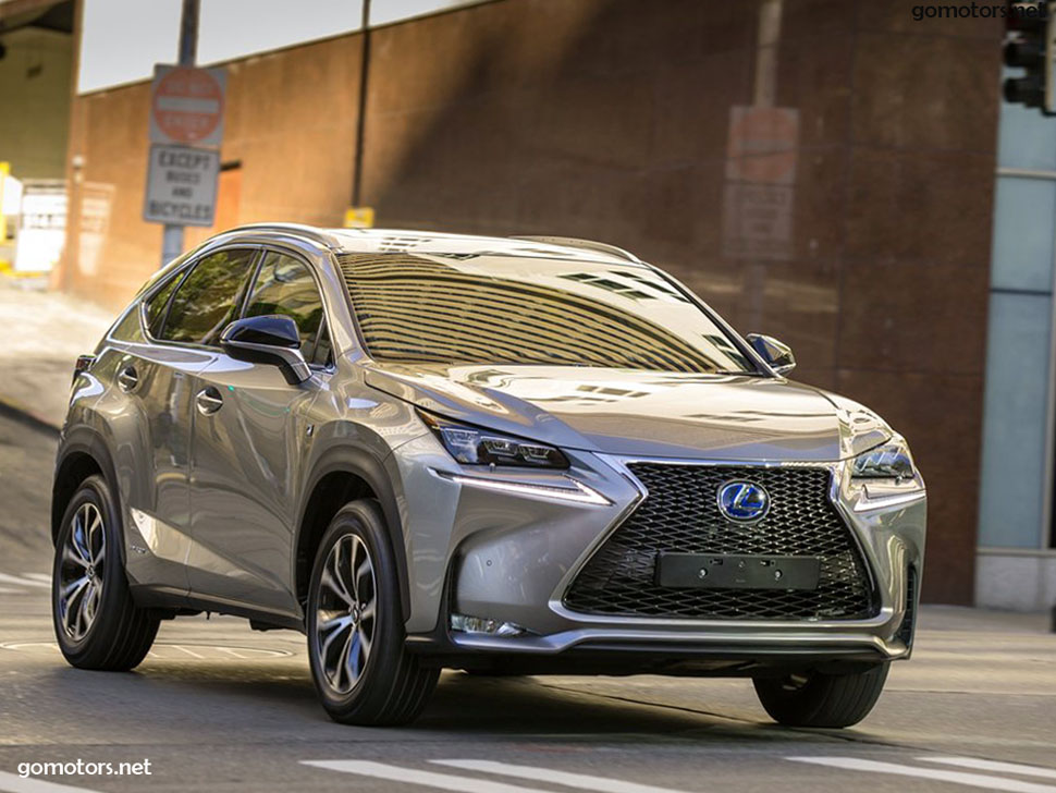 Model 2015 Lexus NX 200tpicture  19  Reviews News Specs Buy Car
