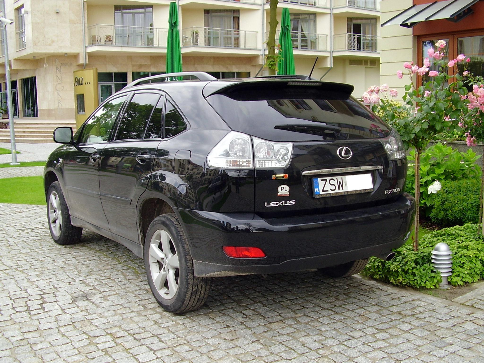 Lexus Rx300 Photos Reviews News Specs Buy Car