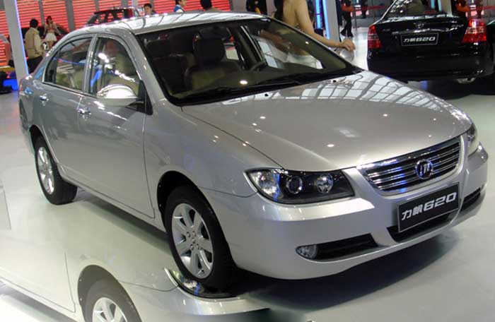 Lifan 620 Talent Photos Reviews News Specs Buy Car