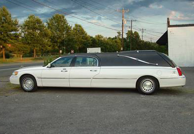 Lincoln Continental Town Car Hearse Photos Reviews News Specs