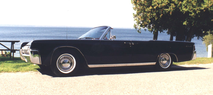 Lincoln Convertible