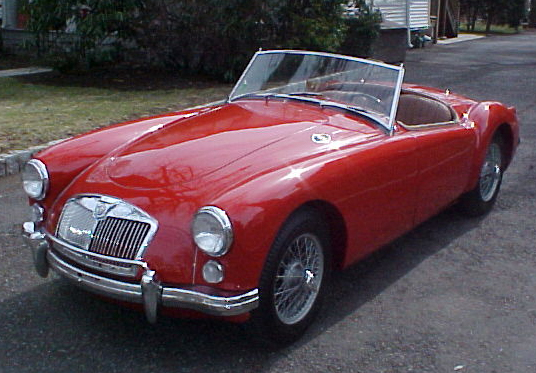 Mg 1960 Picture 1 Reviews News Specs Buy Car