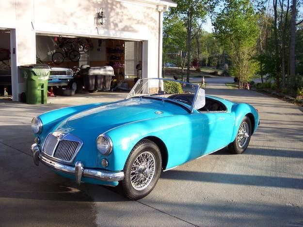 Mg Mga Roadster Photos Reviews News Specs Buy Car