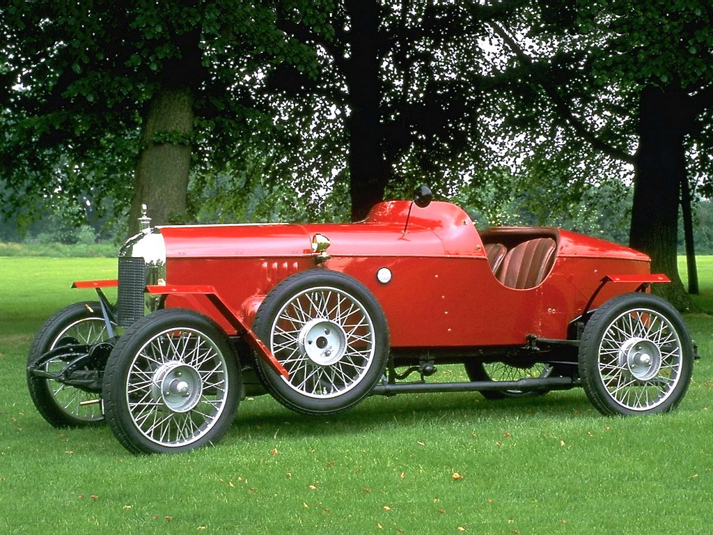 MG Old Number One:picture # 1 , reviews, news, specs, buy car