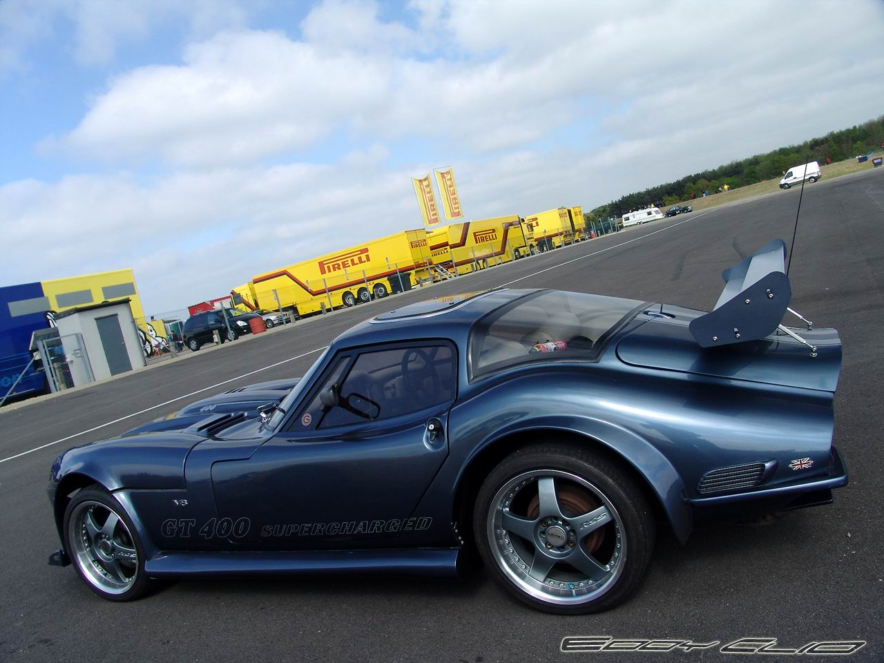 marcos gt 400 picture 2 reviews news specs buy car