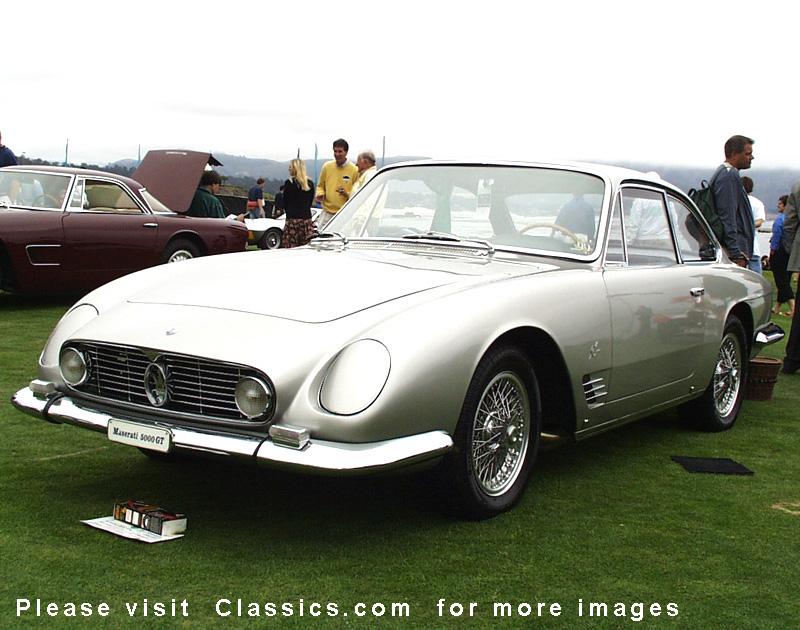 Maserati 5000 GT Michelotti Maserati