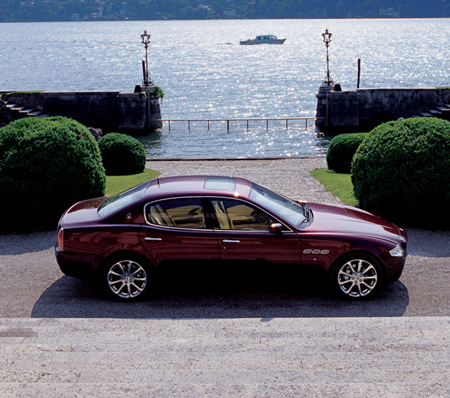 Maserati Quattroporte Executive
