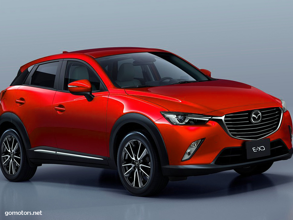 mazda cx 3 2016 picture 24 reviews news specs buy car. Black Bedroom Furniture Sets. Home Design Ideas