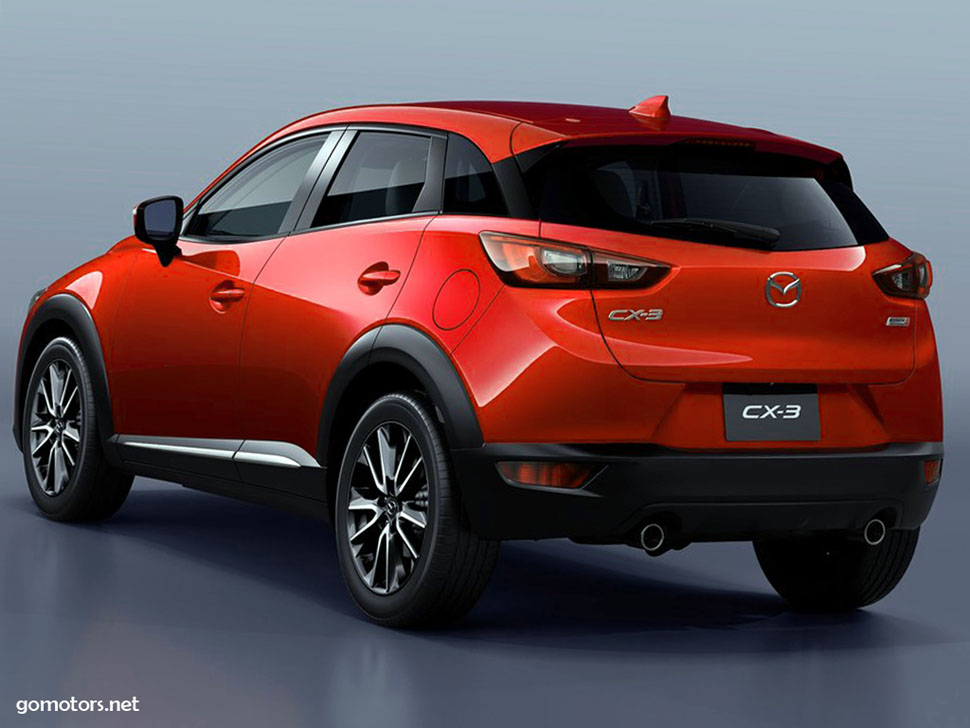 mazda cx 3 2016 picture 34 reviews news specs buy car. Black Bedroom Furniture Sets. Home Design Ideas