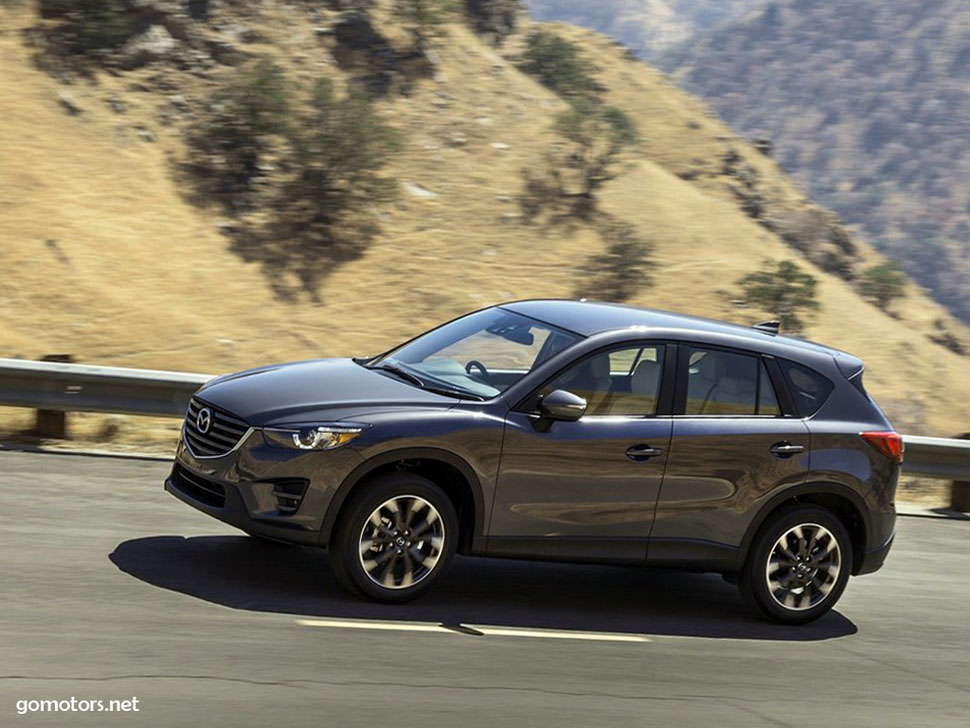 Mazda CX5  2016:picture  3 , reviews, news, specs, buy car
