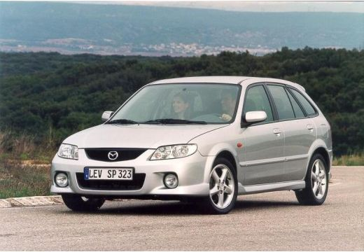 Mazda 323 Picture 4 Reviews News Specs Buy Car