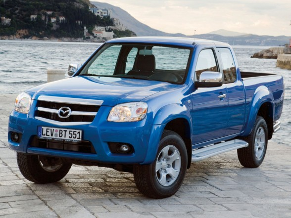 2014 mazda bt pick up review and photos autos post. Black Bedroom Furniture Sets. Home Design Ideas