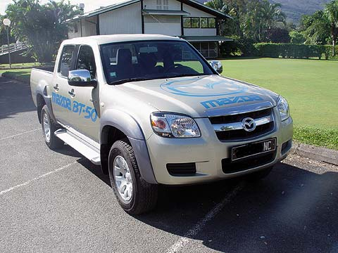 mazda bt 50 pick up picture 4 reviews news specs buy car. Black Bedroom Furniture Sets. Home Design Ideas