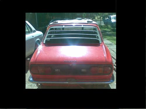Mazda Capella 20 Coupe Picture 4 Reviews News Specs