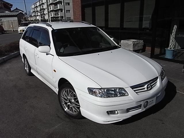 Mazda Capella Sx Wagon Photos Reviews News Specs Buy Car