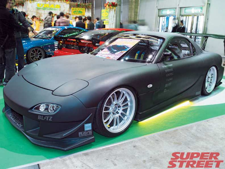 Mazda RX-7 FD:picture # 3 , reviews, news, specs, buy car