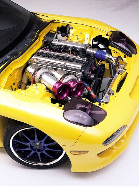 Mazda Rx 7 Twin Turbo Picture 3 Reviews News Specs