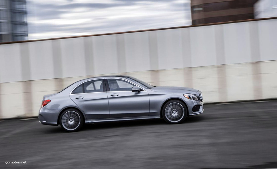 2015 mercedes benz c300 4matic photos news reviews for Mercedes benz c300 horsepower