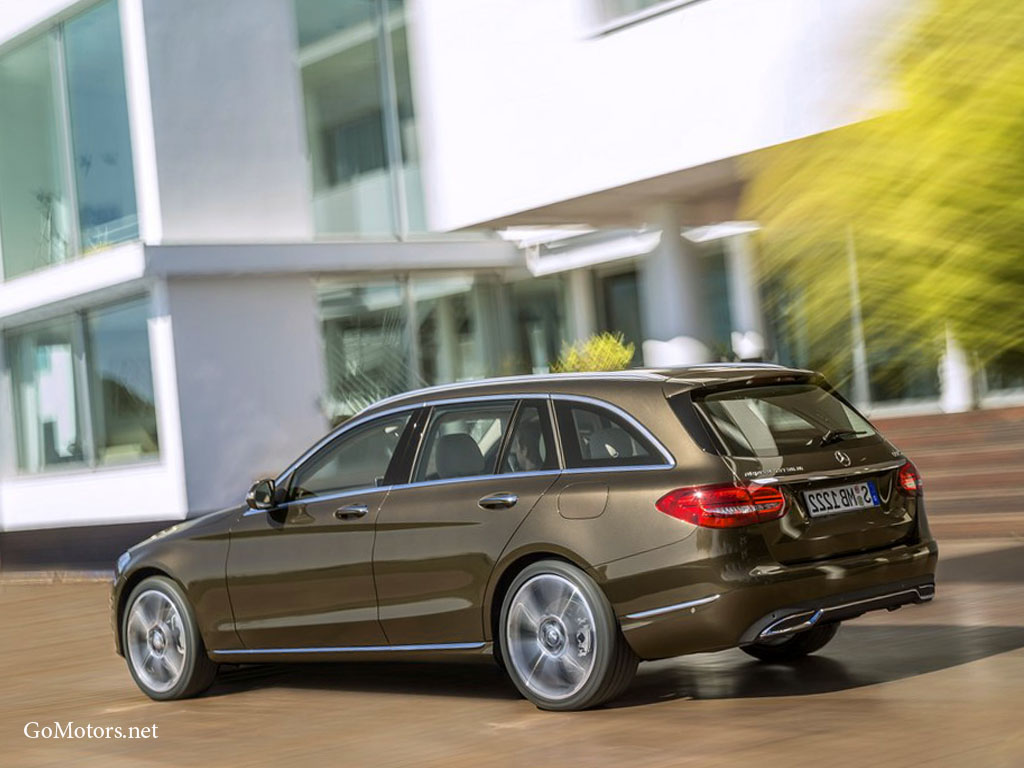 2015 mercedes benz c class estate picture 9 reviews