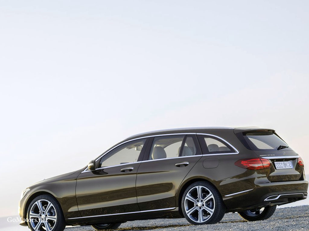 2015 mercedes benz c class estate photos reviews news for Mercedes benz c class review
