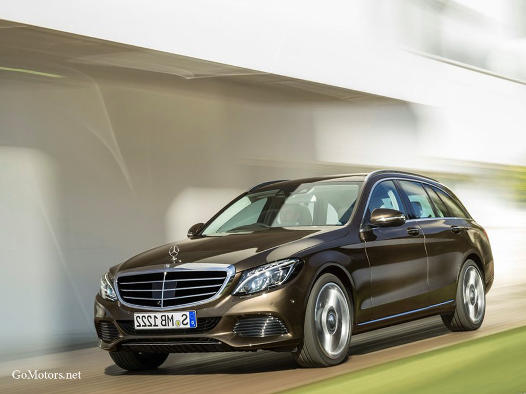 2015 mercedes benz c class estate photos reviews news for Mercedes benz c300 horsepower