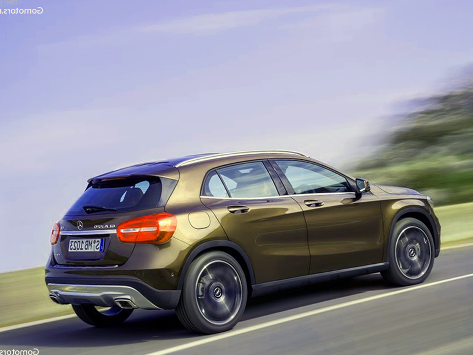 2015 mercedes benz gla class picture 8 reviews news for Mercedes benz 2015 gla