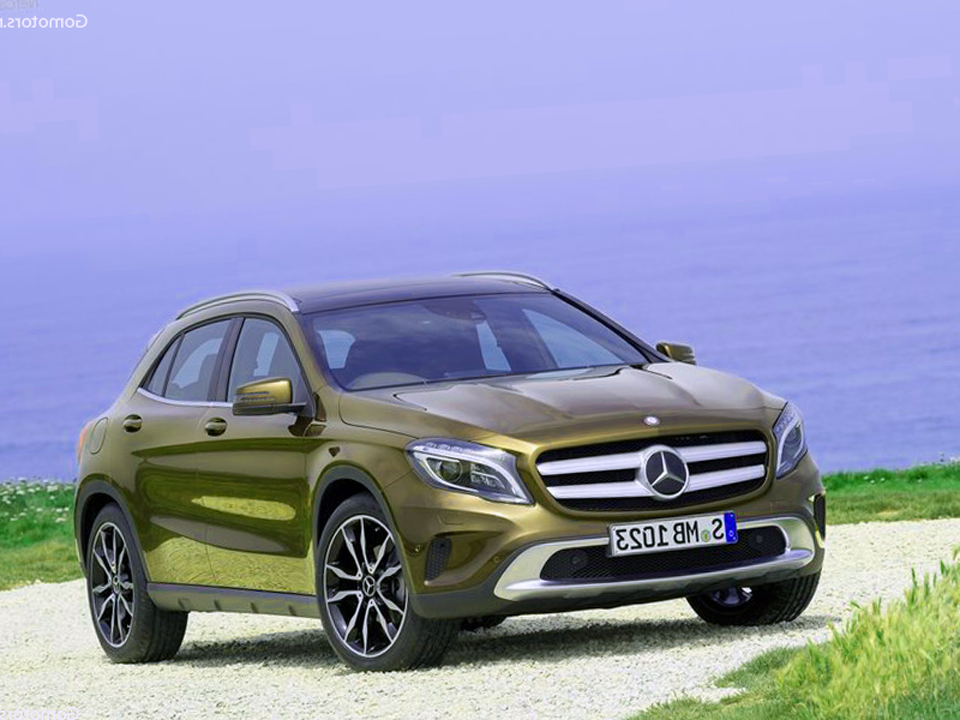 2015 mercedes benz gla class photos reviews news specs buy car. Black Bedroom Furniture Sets. Home Design Ideas