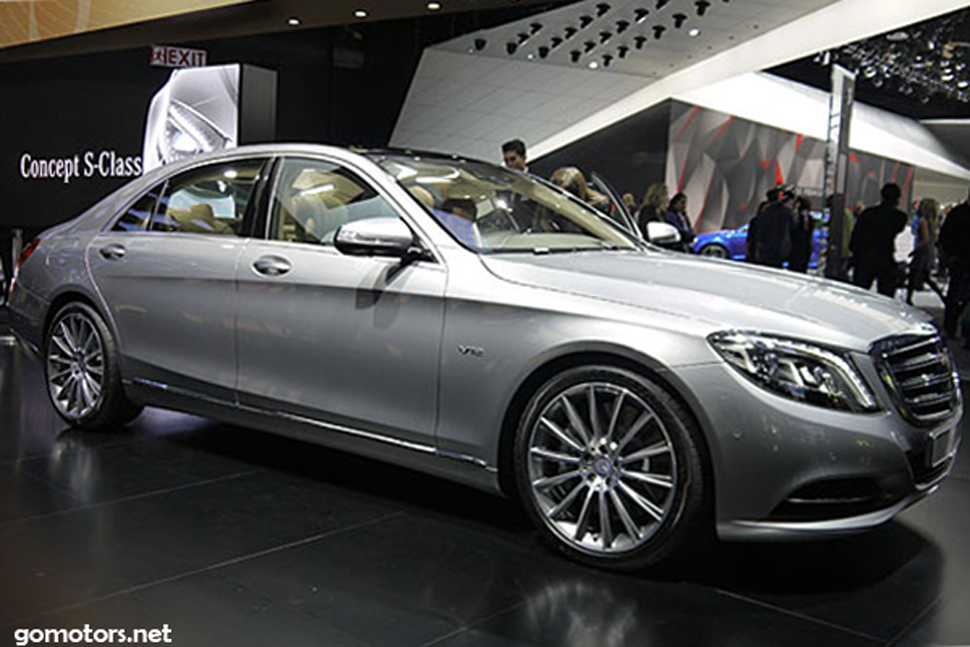 2015 mercedes benz s600 guard photos reviews news for Mercedes benz s600 2015