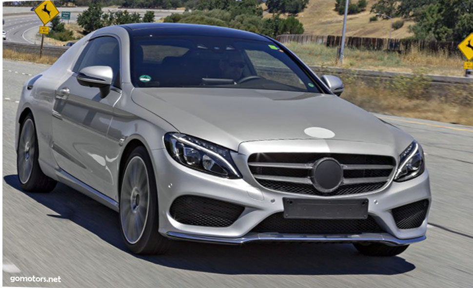 2017 mercedes benz c class coupe photos reviews news for Mercedes benz c300 horsepower