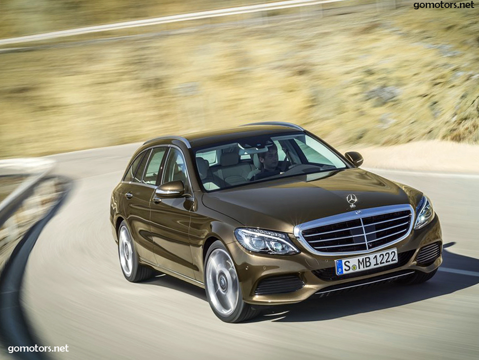 Mercedes benz c class estate 2015 photos reviews news for Mercedes benz c class horsepower