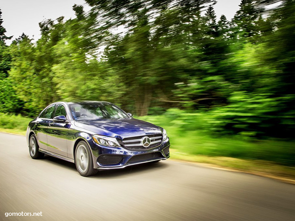 Mercedes benz c class us version 2015 picture 17 for Mercedes benz c350 horsepower