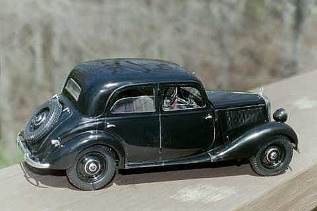 mercedes benz 170 photos news reviews specs car listings. Black Bedroom Furniture Sets. Home Design Ideas