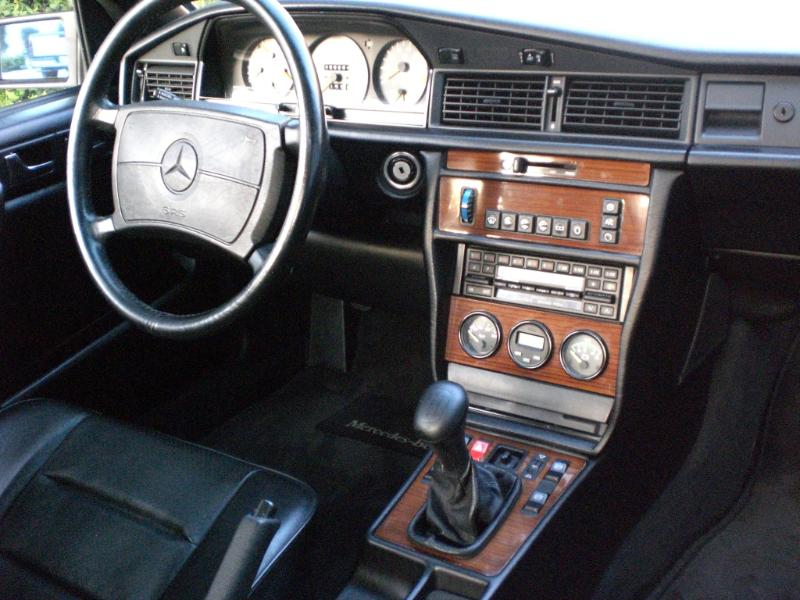 Mercedes Benz 190e 23 16 Photos Reviews News Specs