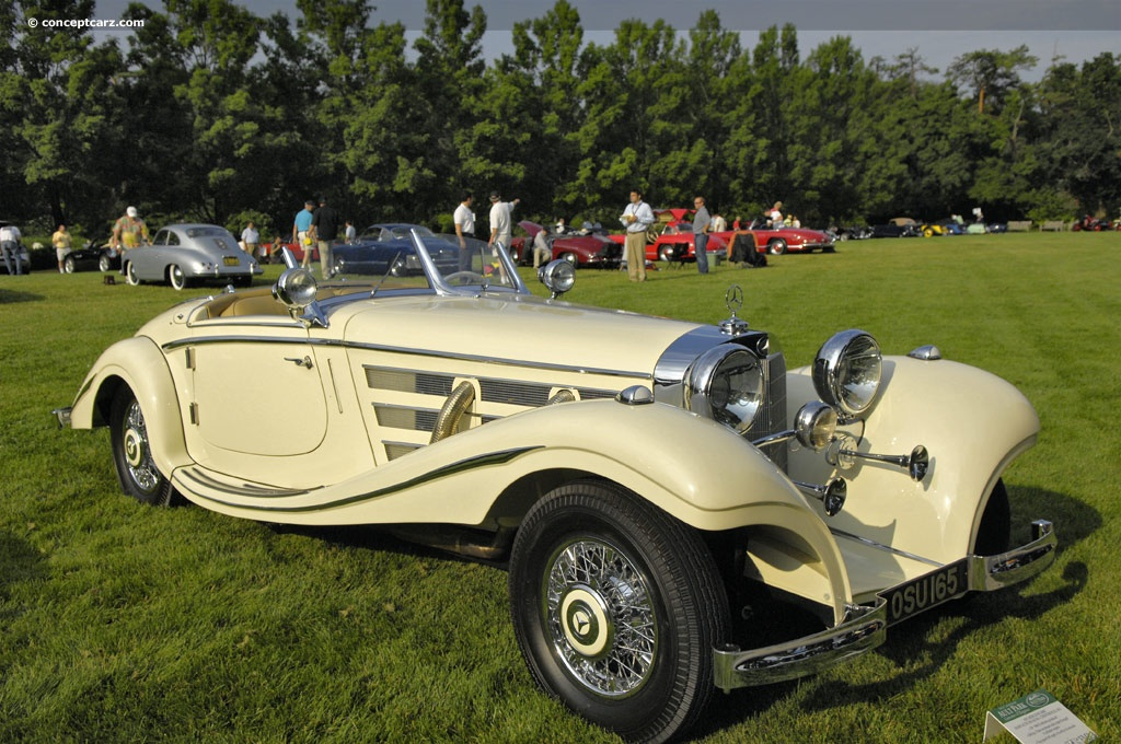 Mercedes Benz 1935 Photos Reviews News Specs Buy Car