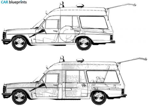Mercedes-Benz 240D Ambulance:picture # 2 , reviews, news