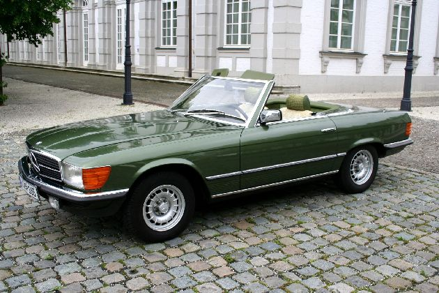 Mercedes Benz 280 Sl Cabriolet Photos Reviews News