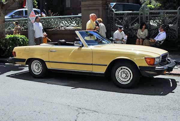 Mercedes benz 450 sl picture 5 reviews news specs for Mercedes benz sl 450