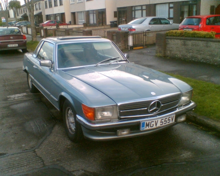 mercedes benz 450 slc photos reviews news specs buy car
