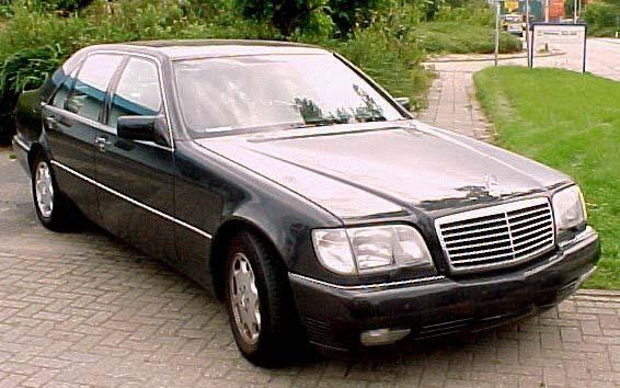 Mercedes Benz 600 Sel Photos Reviews News Specs Buy Car