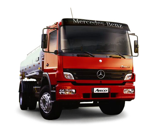 Mercedes-Benz Atego 1418:picture # 2 , Reviews, News