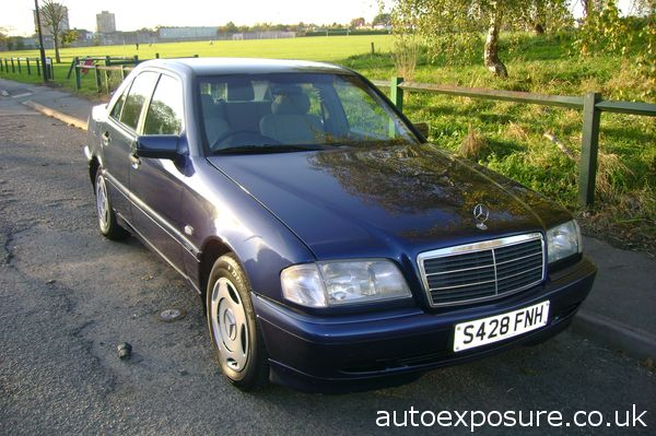 Mercedes benz c 180 classic picture 1 reviews news for Buy old mercedes benz