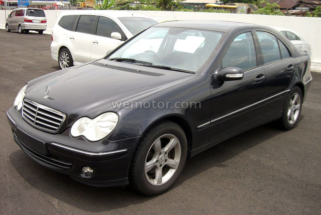mercedes benz c 180 sedan photos reviews news specs buy car. Black Bedroom Furniture Sets. Home Design Ideas