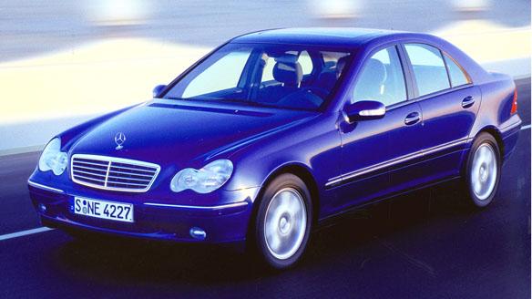 Mercedes benz c 240 classic photos reviews news specs for Buy old mercedes benz