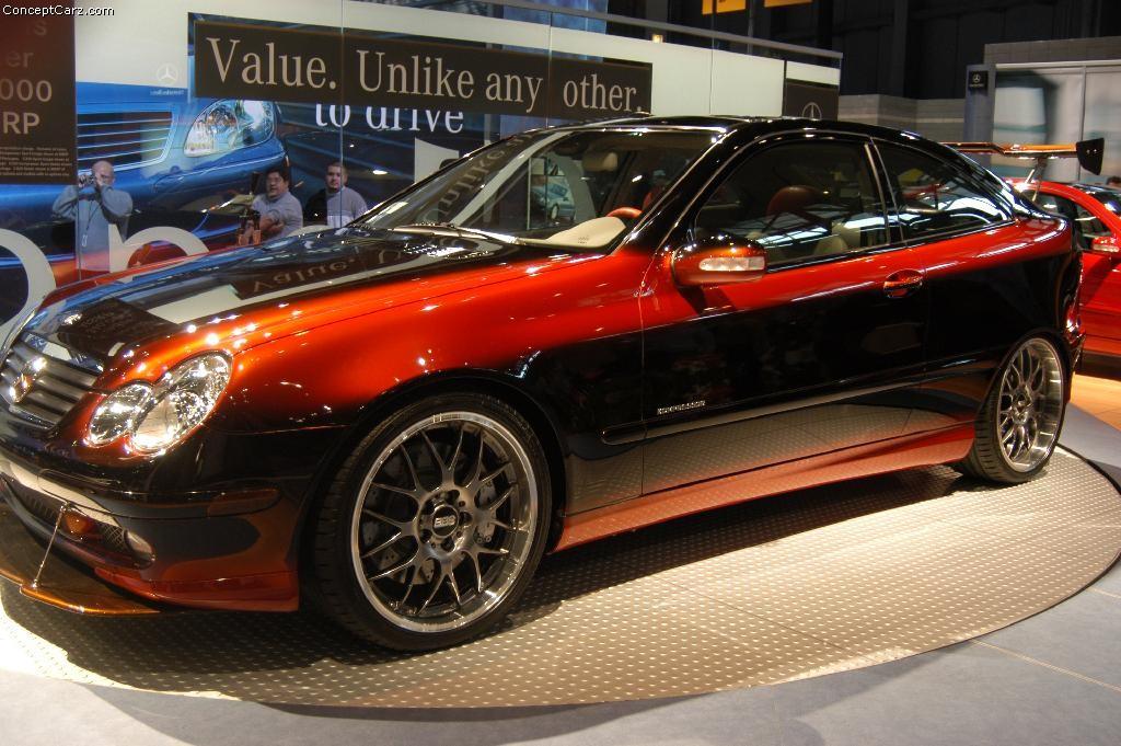 2002 mercedes benz c230k sport coupe