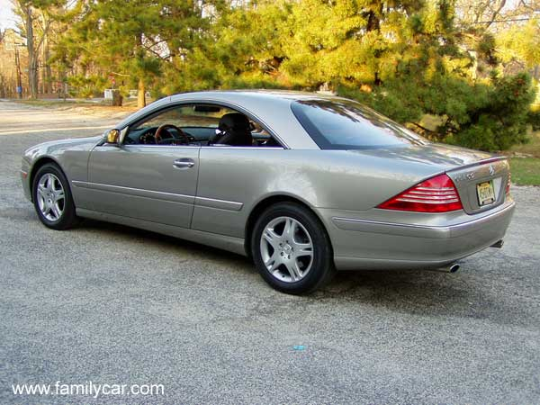 mercedes benz cl500 amg picture 1 reviews news specs. Black Bedroom Furniture Sets. Home Design Ideas