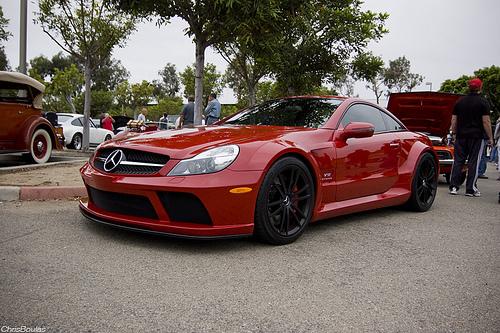 Mercedes benz cl65 amg v12 biturbo photos reviews news for V12 biturbo mercedes benz