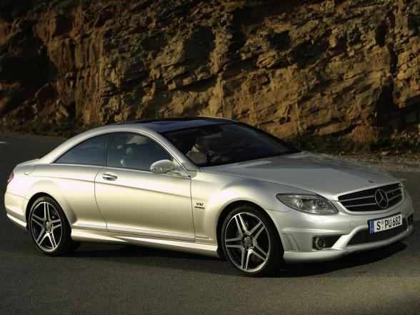 Mercedes benz cl65 amg v12 biturbo picture 1 reviews for V12 biturbo mercedes benz