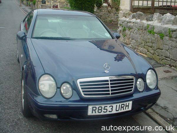 1998 mercedes benz clk320 coupe for 1998 mercedes benz clk 320