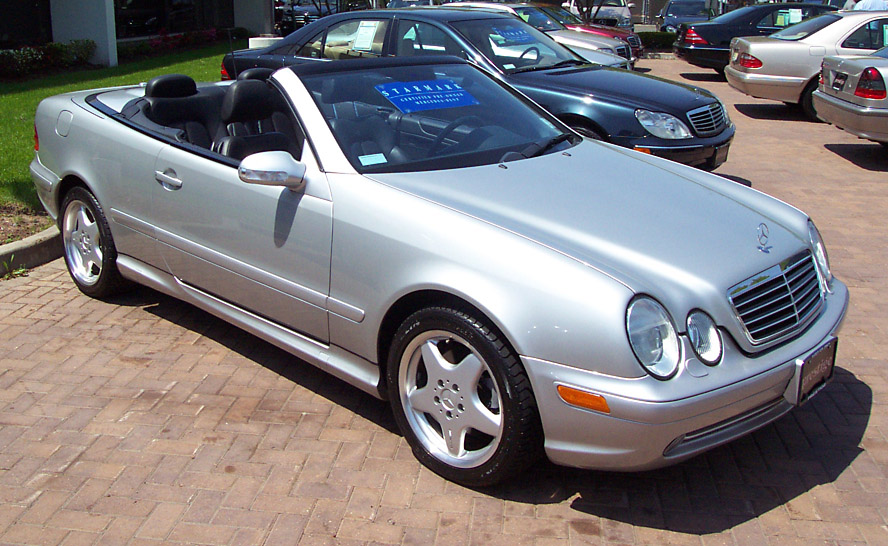 Mercedes benz clk 430 photos reviews news specs buy car for Mercedes benz 430 clk